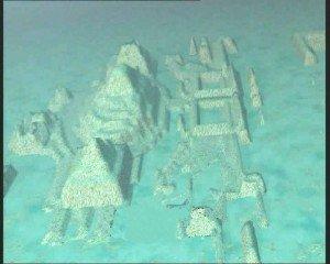 Cuba: scoperta città sommersa risalente ad oltre 6000 anni fà.