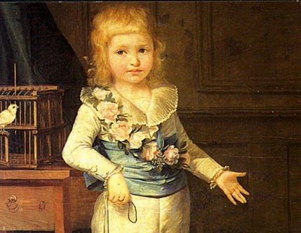 La crudele sorte del piccolo Luigi XVII