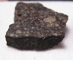 Ritrovato meteorite contenente materiale organico