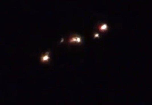 Avvistamento Ufo a San Pietroburgo