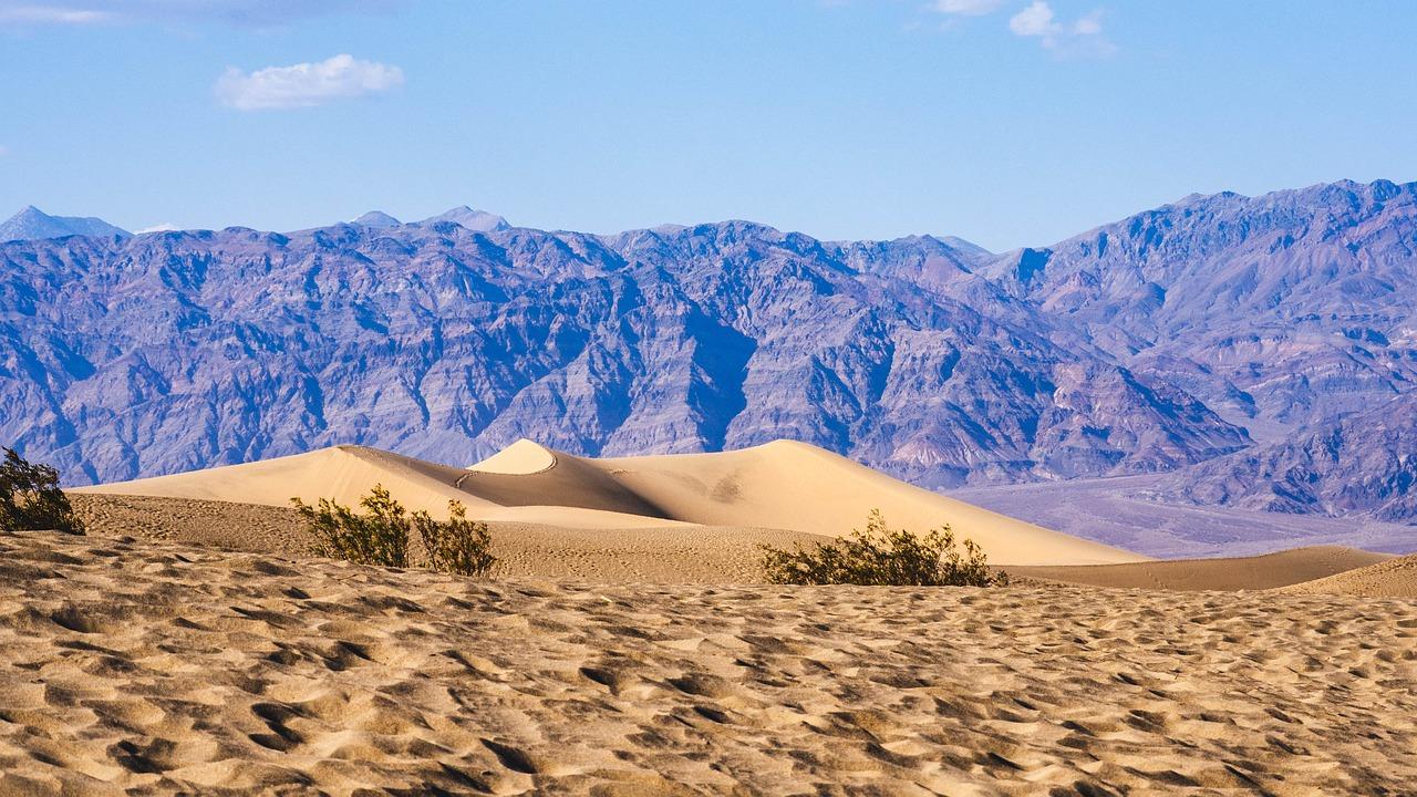 Death Valley: le pietre che si muovono da sole
