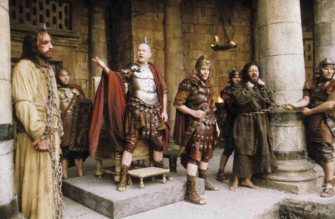 Gesù e Barabba: si tratta della stessa persona?