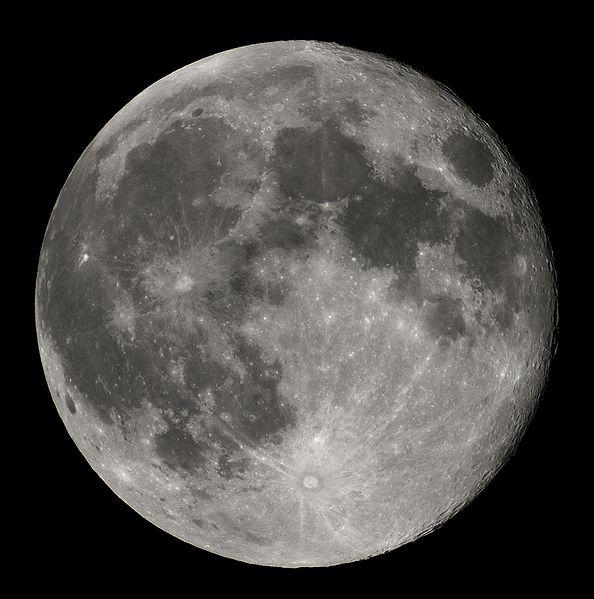 Trovata acqua nella Luna