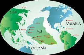 MU, il continente scomparso oltre 13 mila anni fa