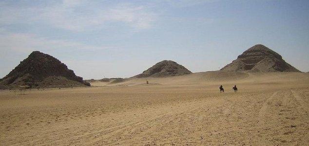 Scoperta tomba di un medico in Egitto