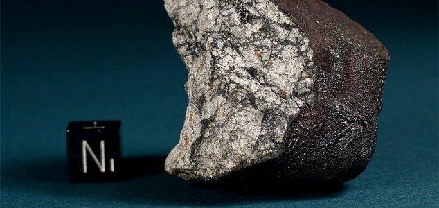 Recuperato frammento di meteorite a Chelyabinsk