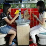 ristorante toilette
