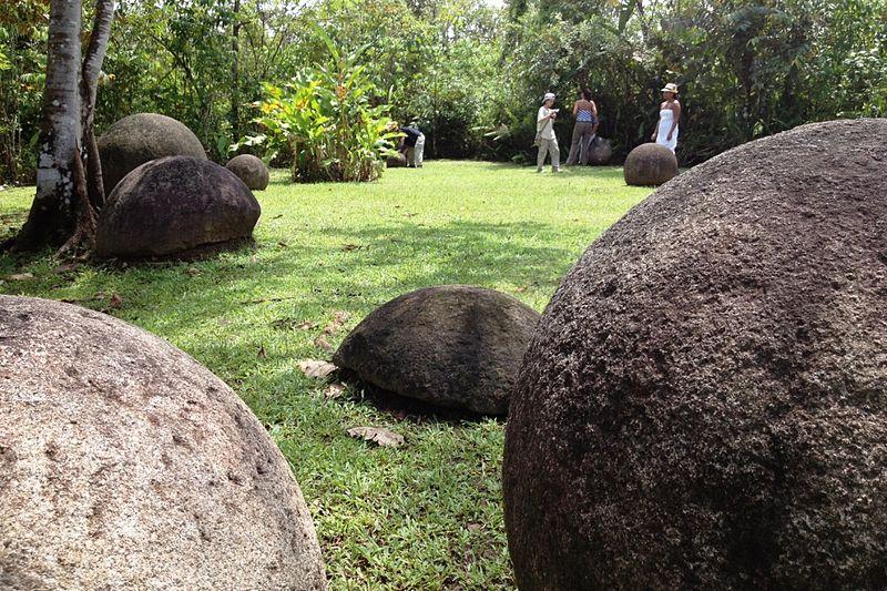 Costa Rica: il mistero delle sfere di pietra