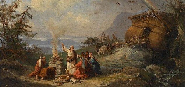 L'Arca di Noè era una nave circolare?