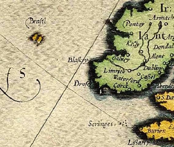 Sulle tracce di Hy-Brasil, l'altra Atlantide
