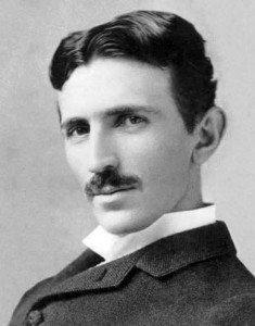 Il raggio della morte di Nikola Tesla