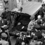 Aldo Moro. Ritrovamento del corpo.