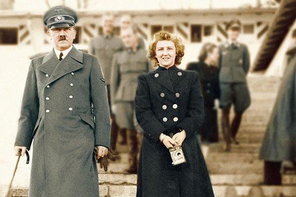 Eva Braun era di origine ebrea.