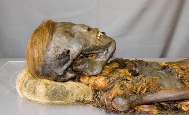 mummie russia