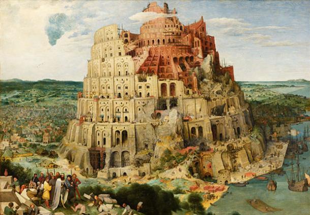 La Torre di Babele tra mito e realtà