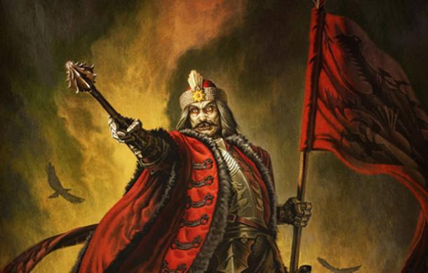 Vlad l'Impalatore che ispirò la leggenda di Dracula