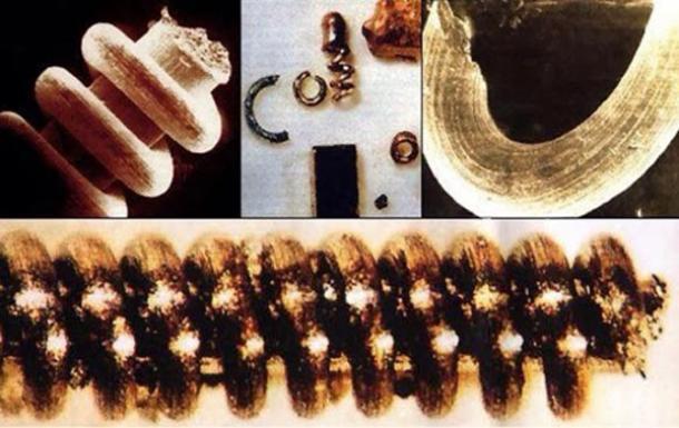 Negli Urali sono state scoperte antiche nanostrutture