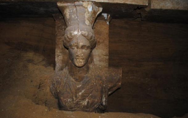 Scoperto monumentale sepolcro ad Anfipoli. Potrebbe essere la tomba di Alessandro Magno