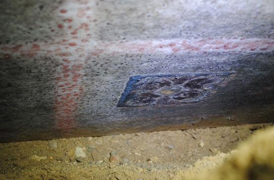 pittura-blocco-marmo-tomba-anfipoli