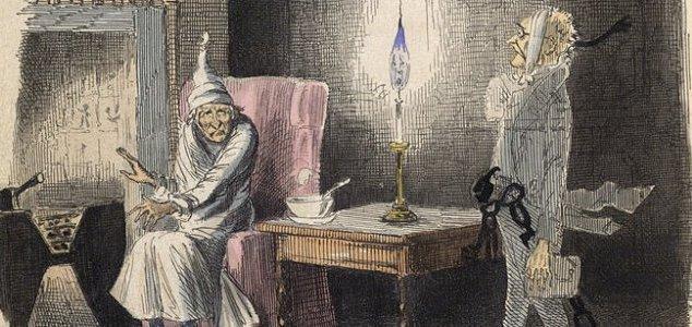 Le storie di fantasmi a Natale