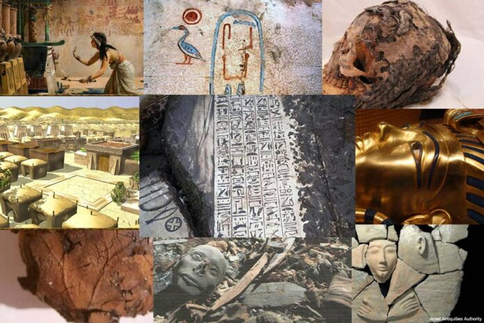 Egitto 10 scoperte