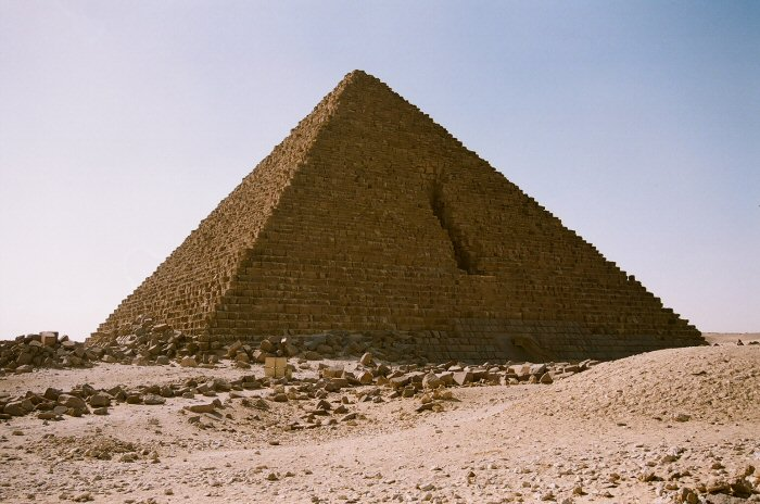 L'enigma della piramide di Micerino