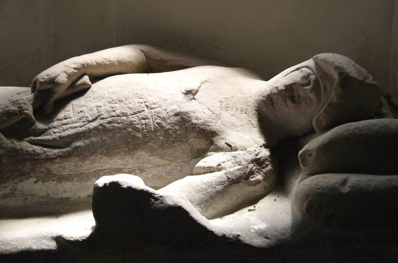 La leggenda dei Giganti di Aldworth