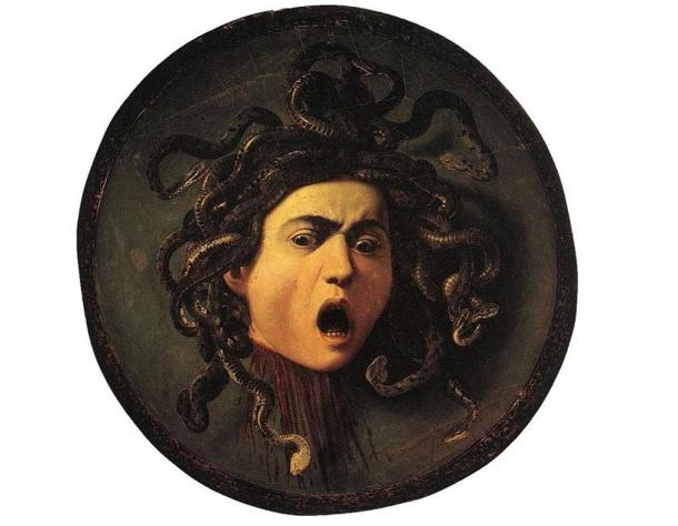 Caravaggio-Medusa