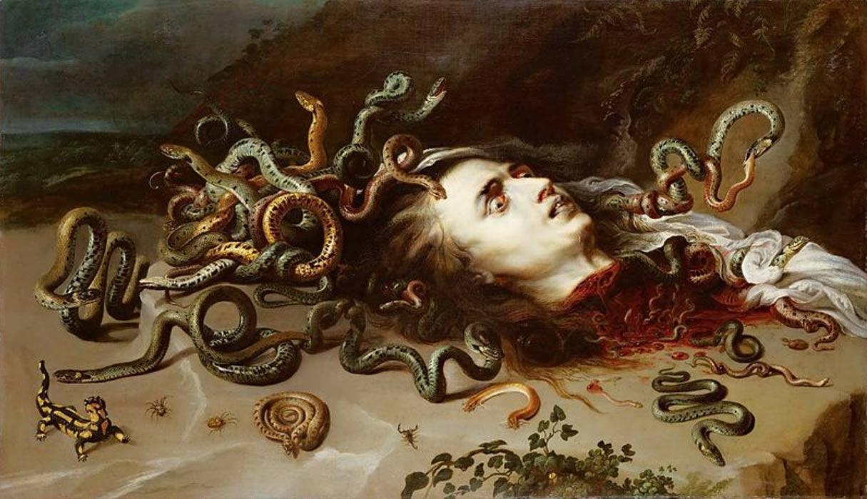 Il mito di Medusa e delle Gorgoni