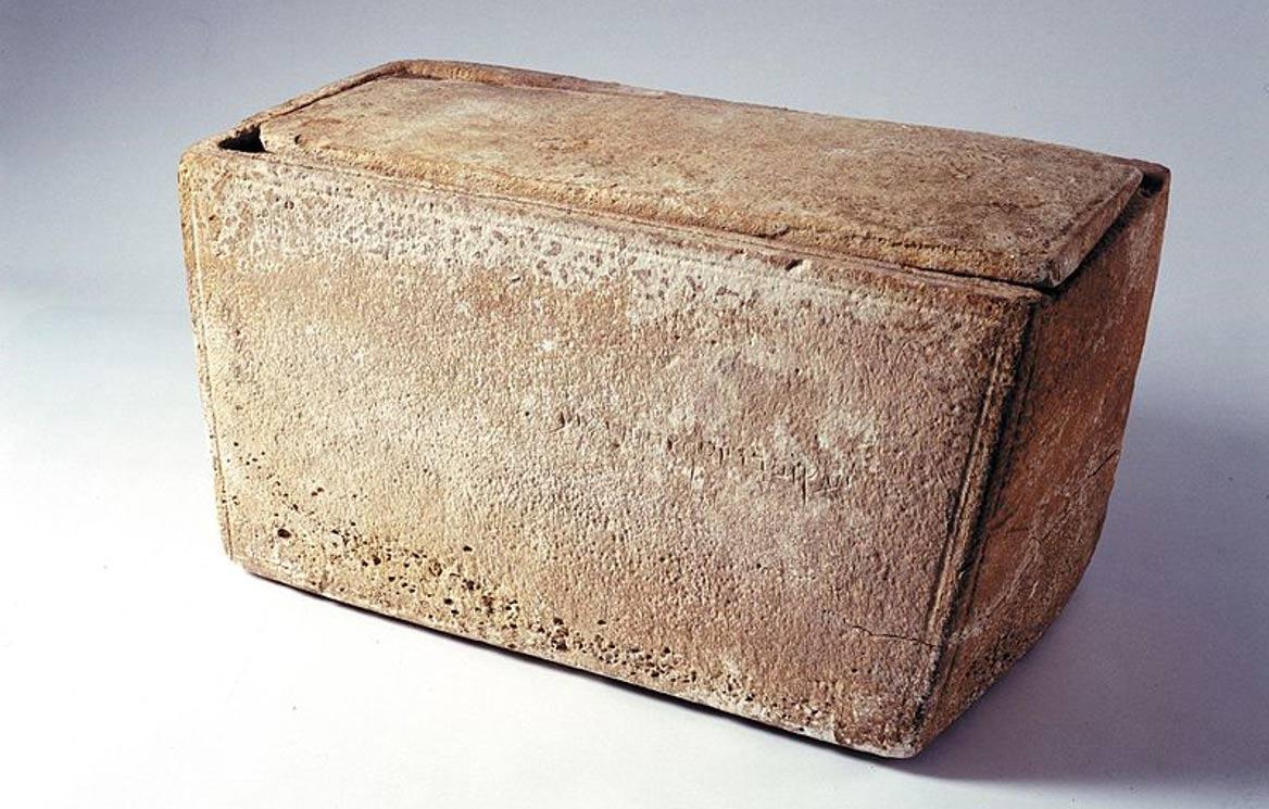 Analisi chimiche sull'ossario di Giacomo e la famiglia di Gesù