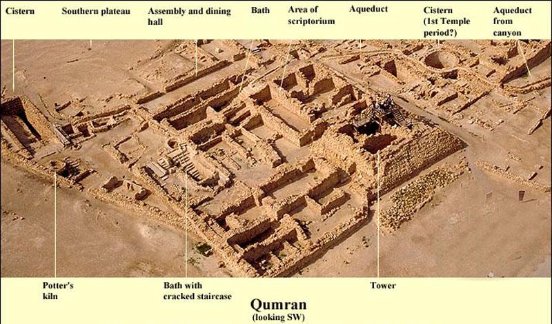 Immagini Natalizie Qumran.I Rotoli Del Mar Morto Ed I Documenti Di Qumran Mistero Me
