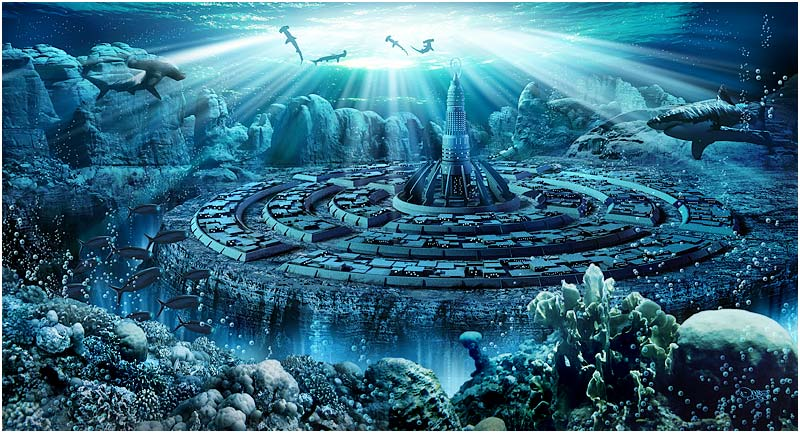 Altantide: scoperta piramide sommersa nei fondali delle Azzorre.