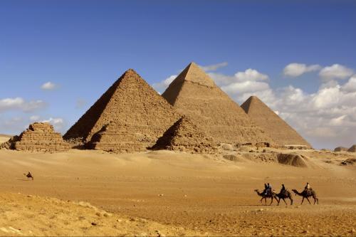 Svelato il mistero della costruzione delle Piramidi?