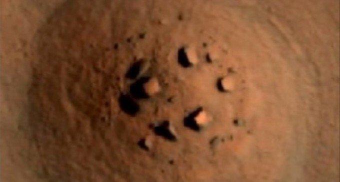 Marte: individuata struttura simile a Stonehenge