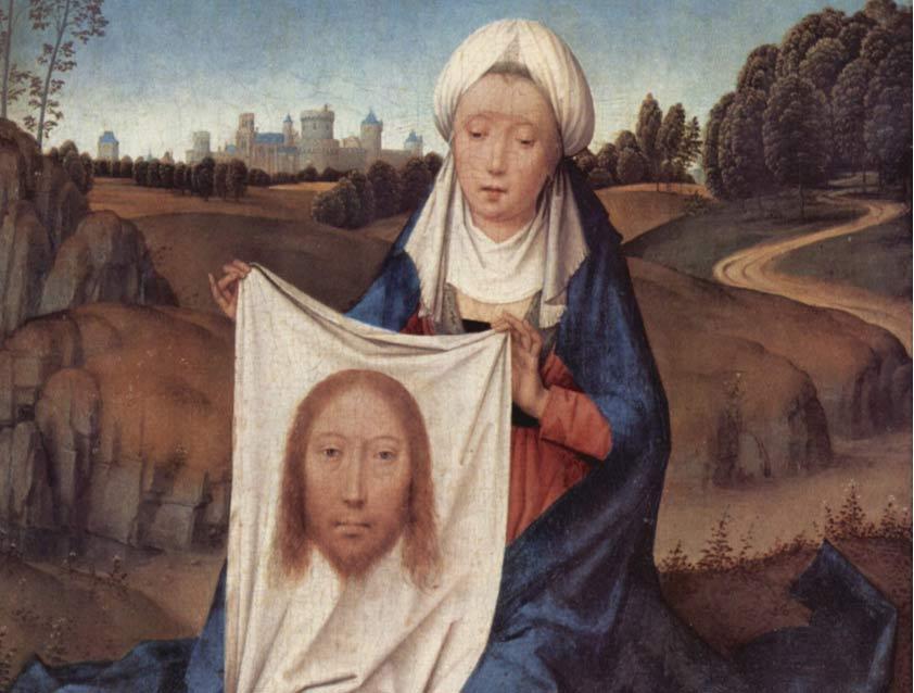 Il misterioso velo di Veronica: opera d'arte o miracolo?
