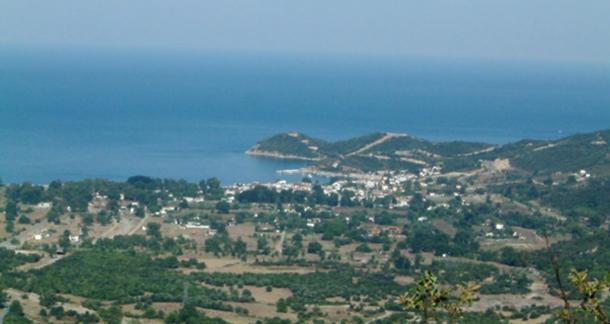 Aristotele-Villaggio-Olymbiada