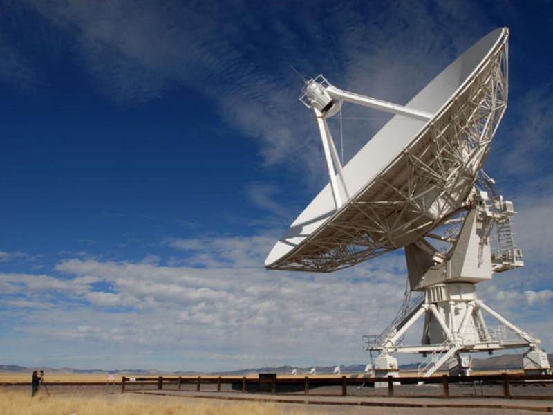 Captato un segnale intelligente nello spazio