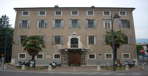 Fantasmi Palazzo Balista Rovereto