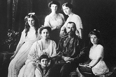 romanov famiglia mistero