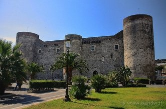 Castello Ursino. Fantasmi a Catania