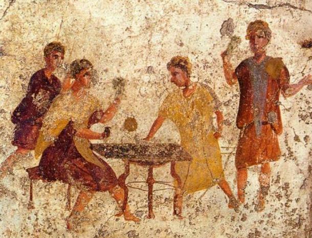 saturnalia-roma-pompei