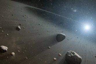 news asteroid belt