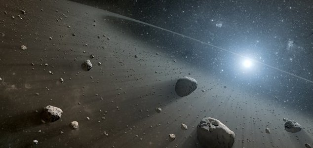 news asteroid belt