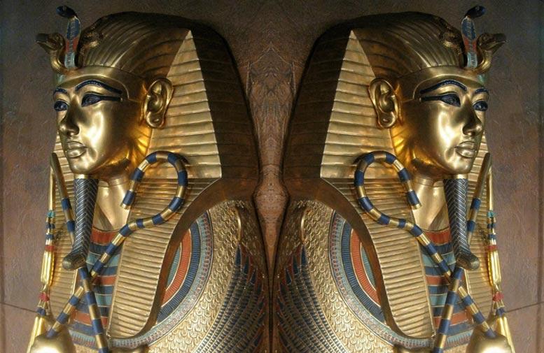 Nessuna camera nascosta nella tomba di Tutankhamon