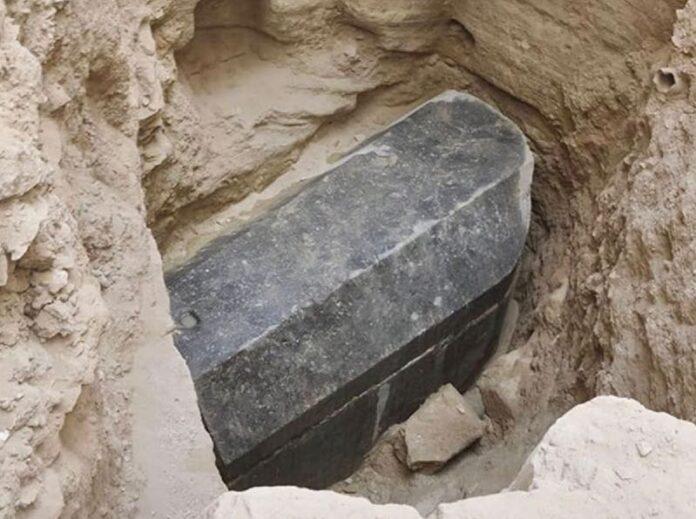 Sarcofago Egitto Alessandria
