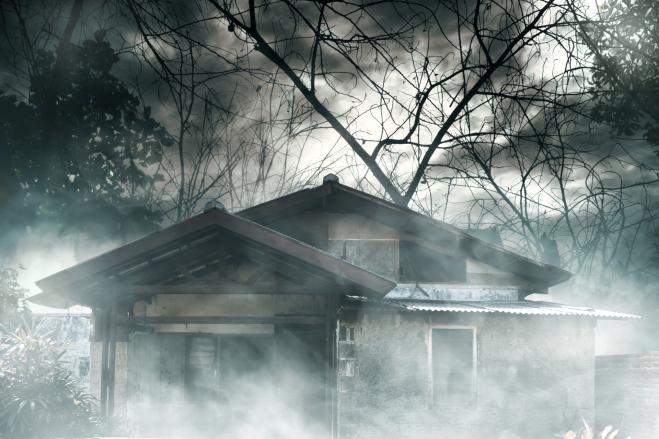Casa infestata da strane presenze