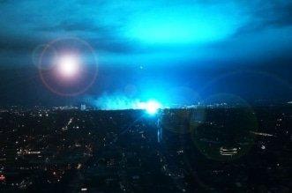 attacco alieno new York