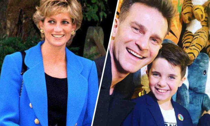 Reincarnazione Lady Diana Billy