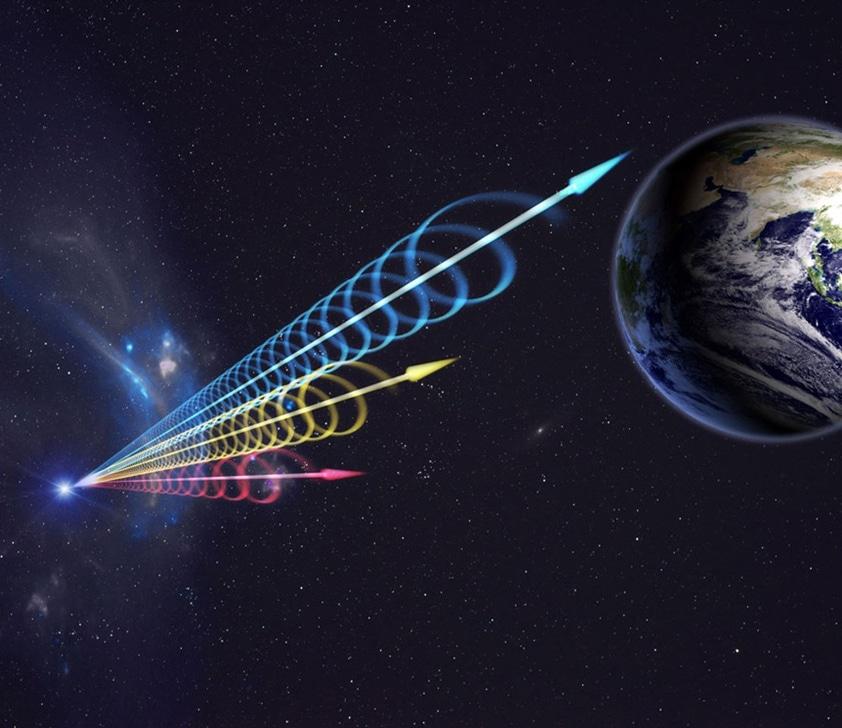 Captati lampi radio dallo spazio profondo. Potrebbe trattarsi di segnali alieni