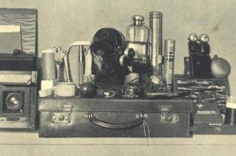 Kit equpaggiamento paranormale Harry Price